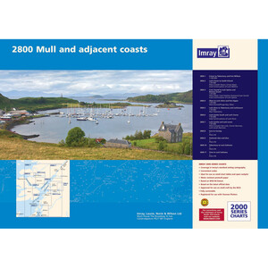 2800 West Coast of Scotland Chart Pack