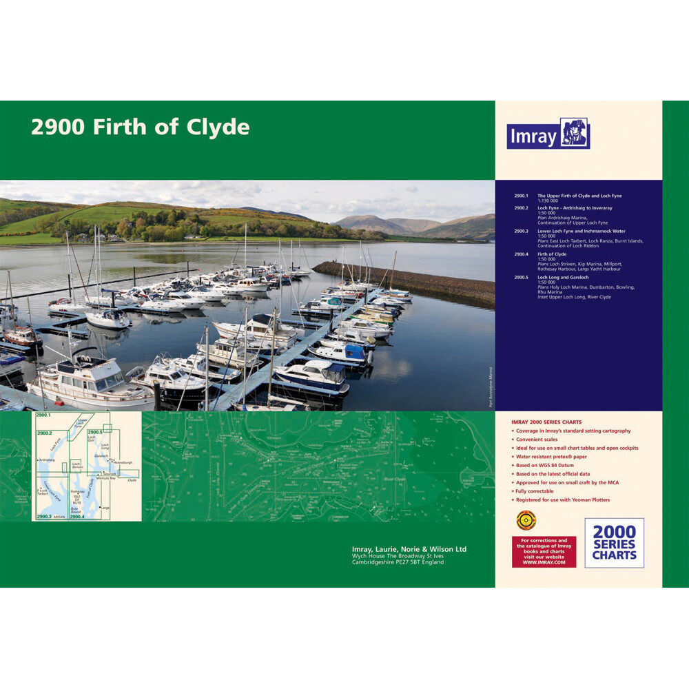 2900 Upper Clyde Chart Pack