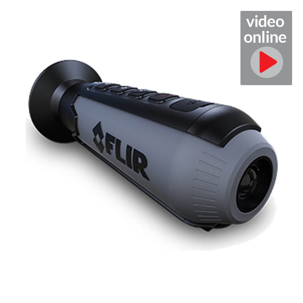 Flir Ocean Scout TK Marine Thermal Camera