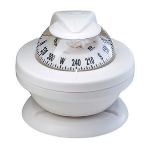 55 Compass - White