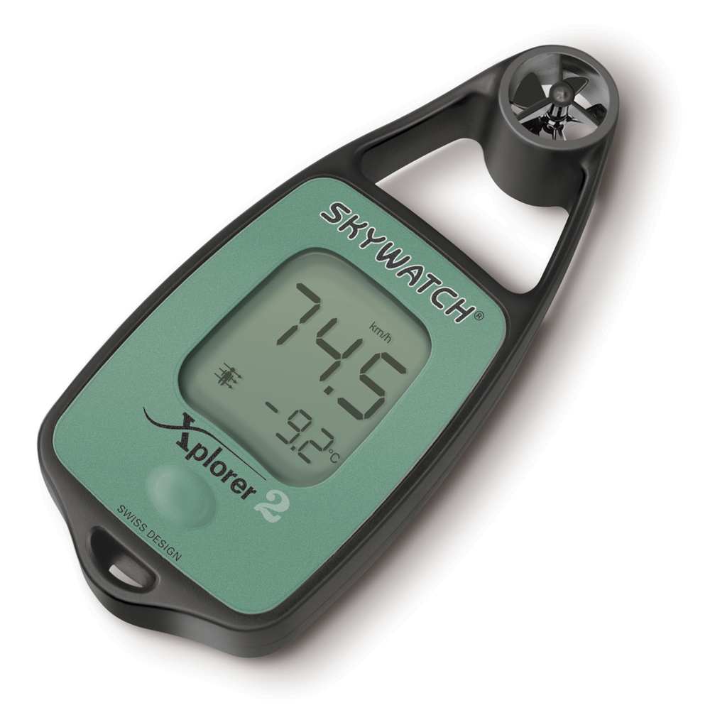 Xplorer 2 Weather Instrument
