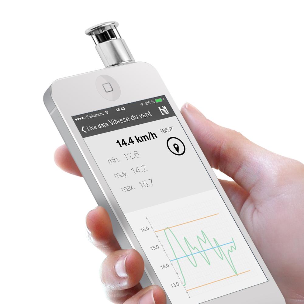 Windoo 3 Smartphone Weather Sensor