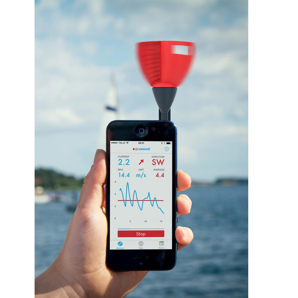 Sleipnir Wind Meter