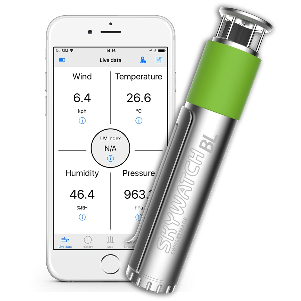 BL400 Bluetooth Weather Monitor