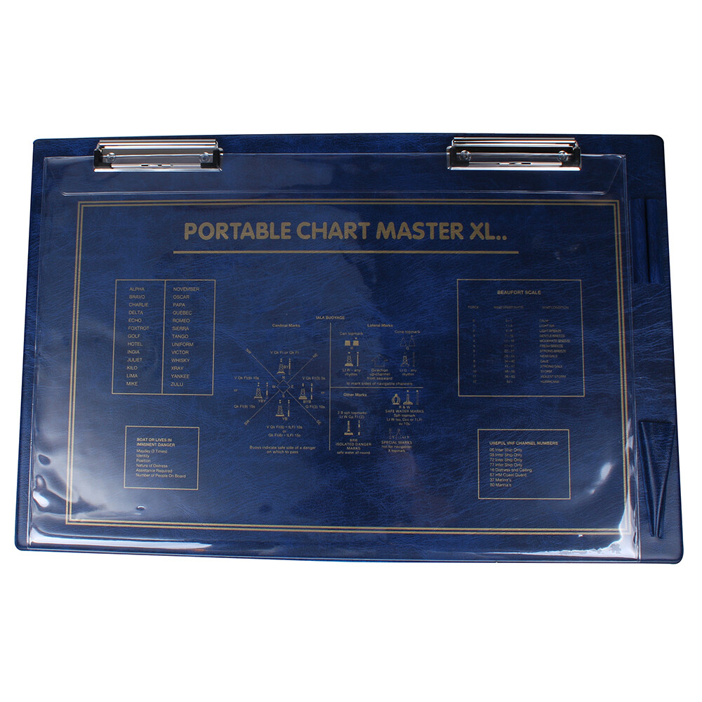 Portable Chartmaster + Chinagraph Pencil