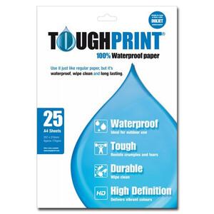 Toughprint Waterproof Paper - Laser (25 Pack)