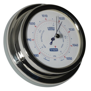 Stainless Steel Barometer