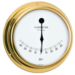 Viking Clinometer - Brass