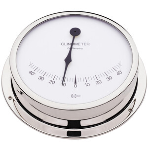 Viking Clinometer - Chrome