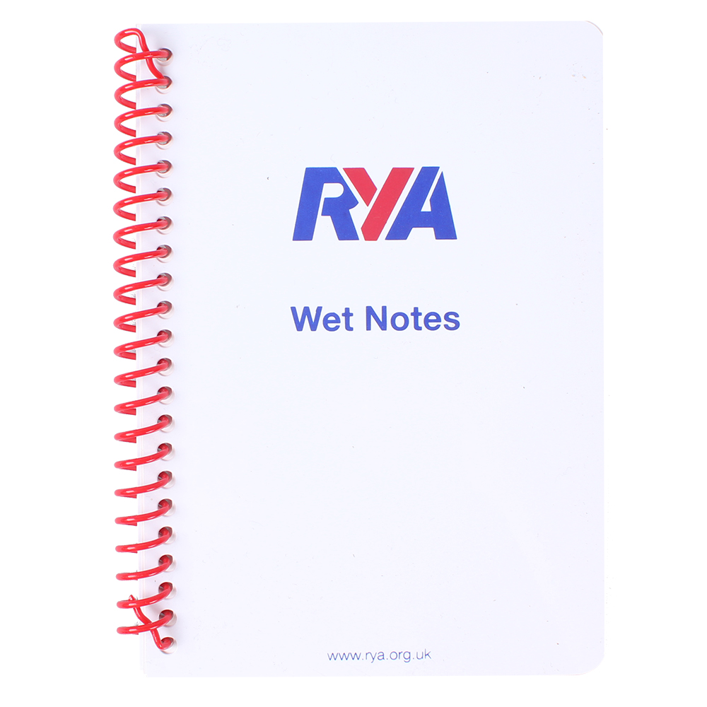 Wet Notes Pad (ZW13)