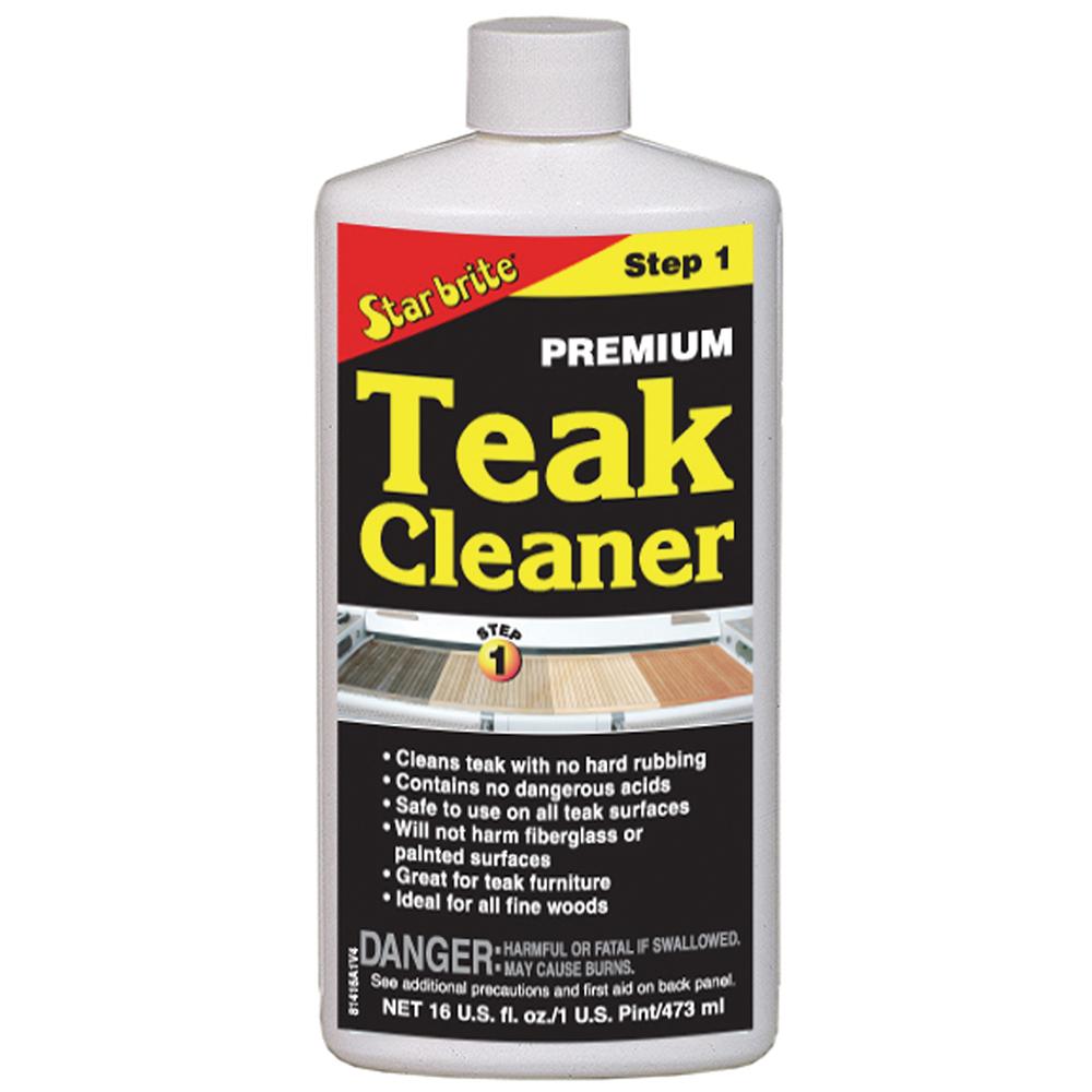 Teak Cleaner 437ml