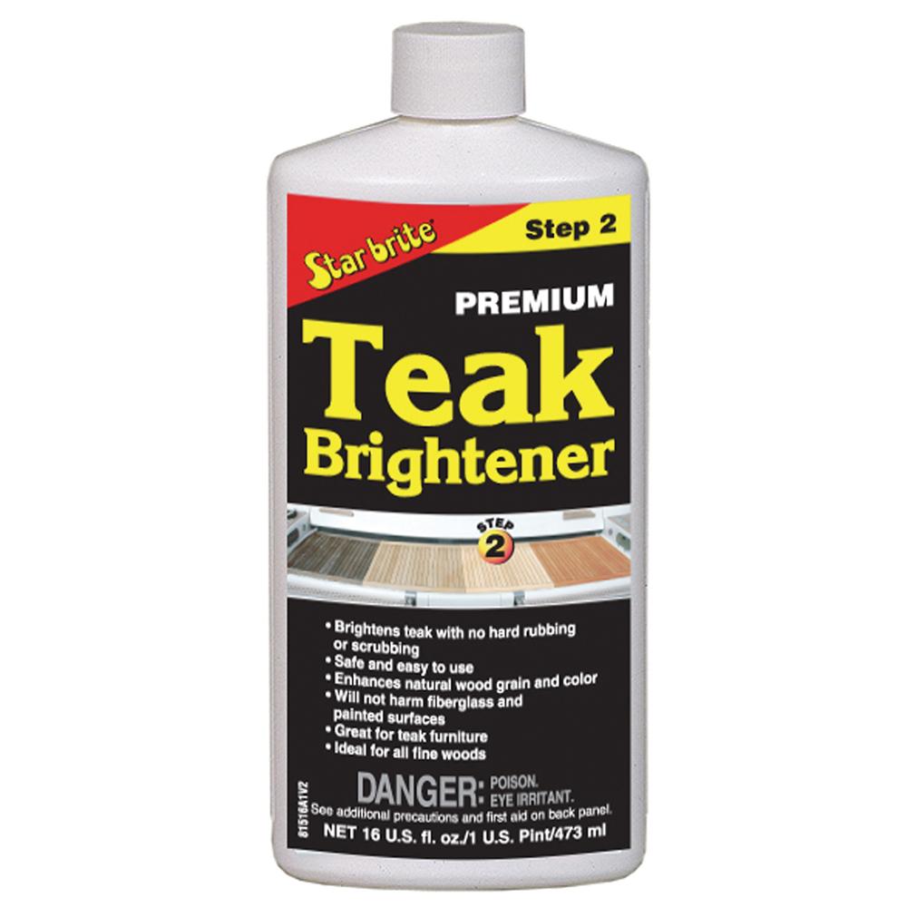 Teak Brightener 437ml