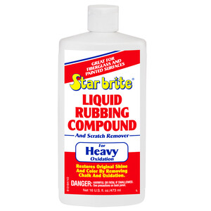 Liquid Rubbing Compound Heavy 500ml