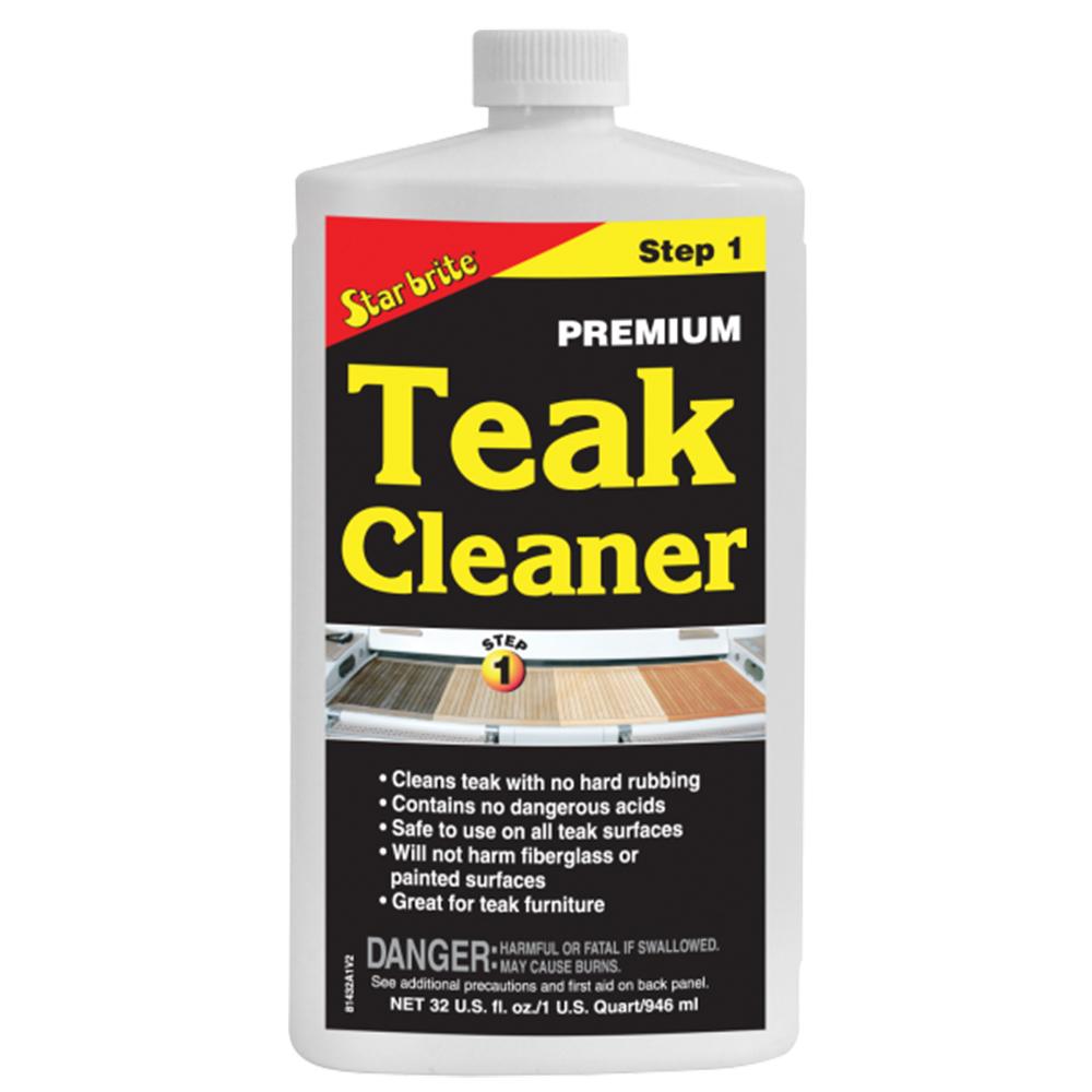 Teak Cleaner 1 Litre