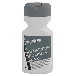 Aluminium Polish & Wax 500ml