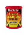 Tropical Teak Oil Natural Light 16oz
