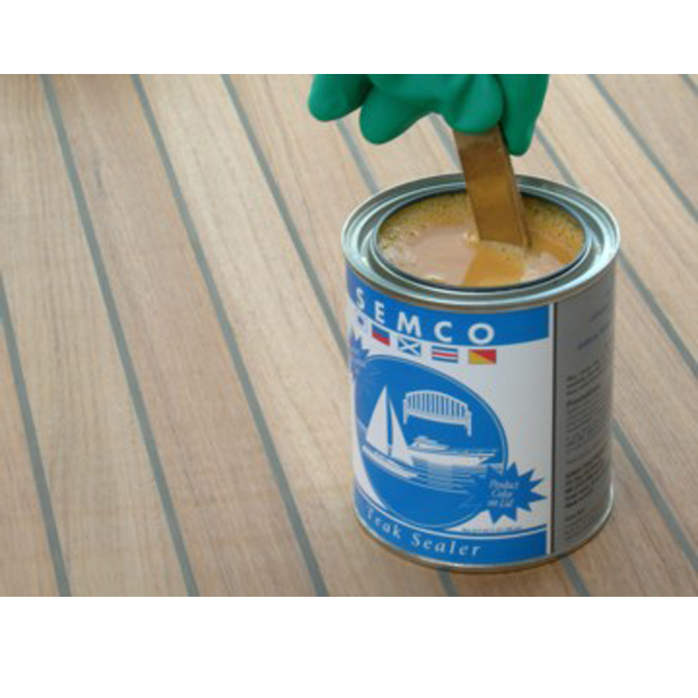 Semco Teak Sealer 946ml (1 US Quart)