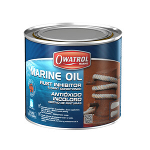 Marine Oil Rust Inhibitor & Paint Conditioner 500ml