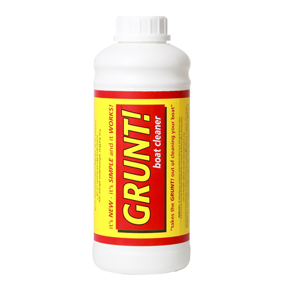 Grunt! Boat Cleaner