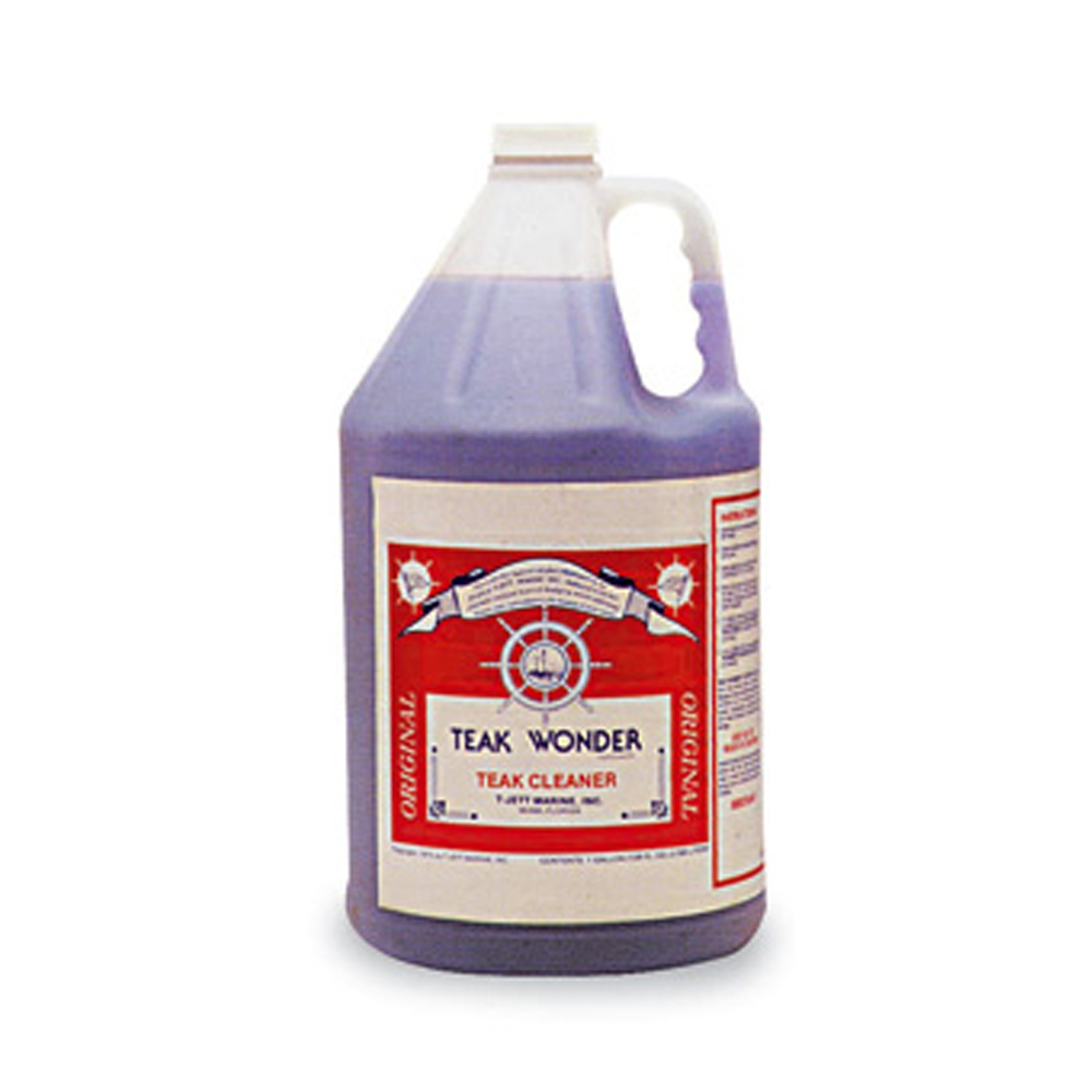 Teak Wonder Teak Cleaner 4Ltr