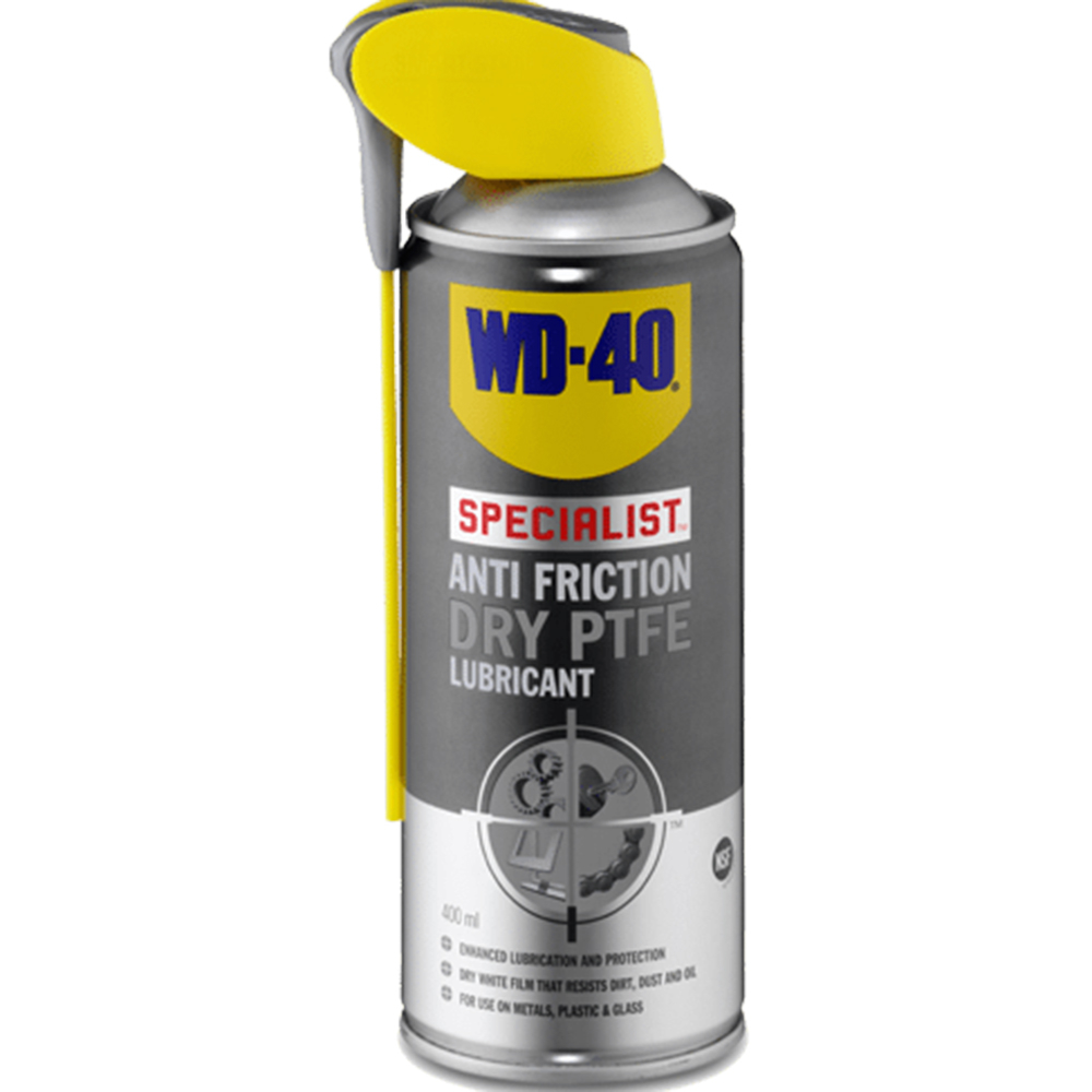 Anti Friction Dry PTFE Lubricant 400ml