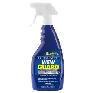 View Guard Clear Plastic Treatment