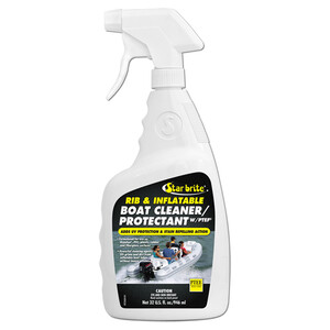 Rib & Inflatable Boat Cleaner & Protector