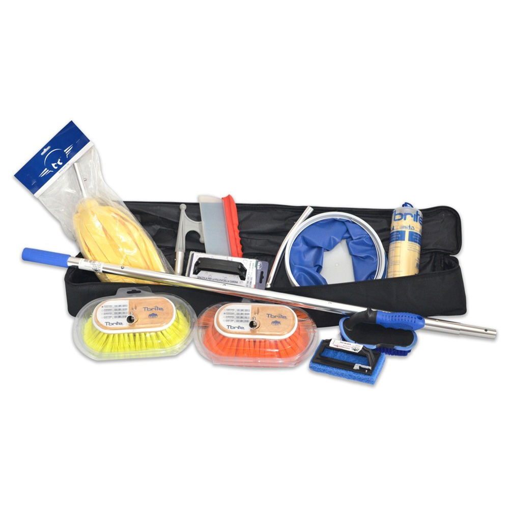 Cleaning Kit in Bag