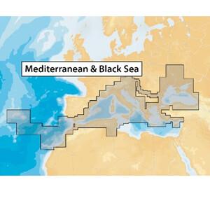 Plus 43XG Mediterranean & Black Sea