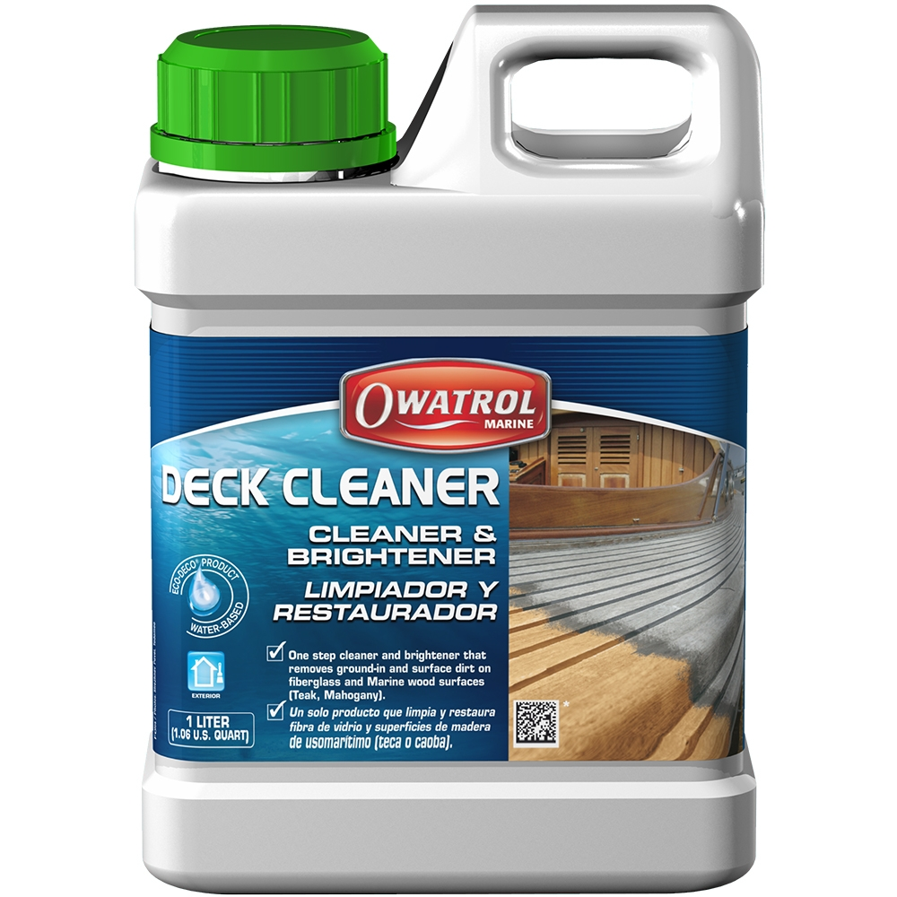Wood Cleaner & Brightener 1Ltr