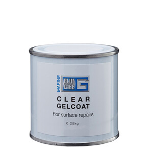 Gelcoat Resin Clear 250g