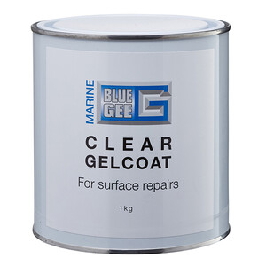 Gelcoat Resin Clear 1kg