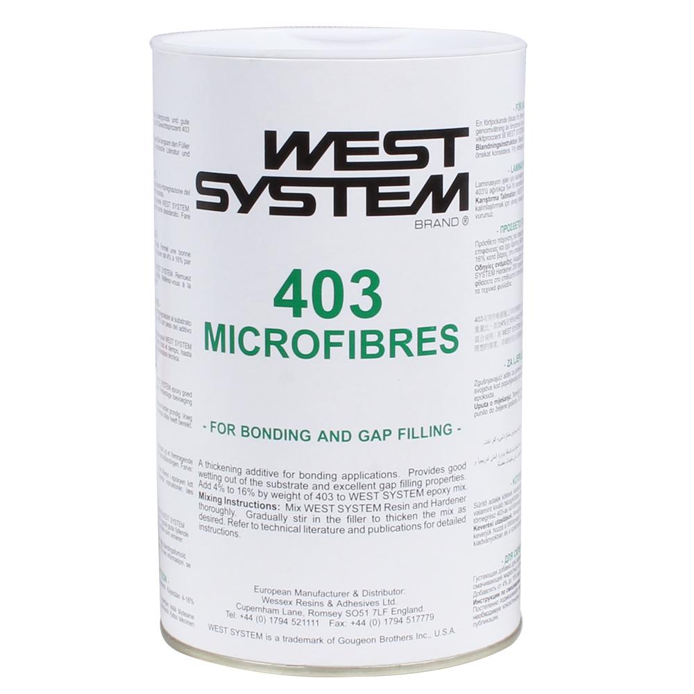 West 403 Microfibres 150g