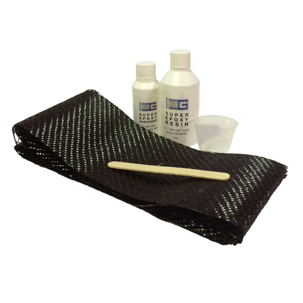 Carbon Fibre Repair Kit