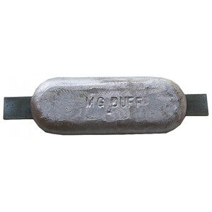 MD73 Magnesium Weld On Anode