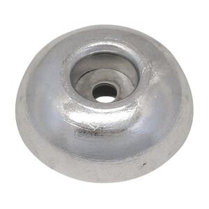 """Zinc Disc Anode • 6"""" / 140mm"""