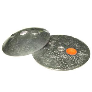 Aluminium Trim Tab Anode - 72mm (Pair)