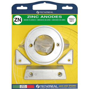 Engine Anode Kit Zinc - Volvo 290DP-C