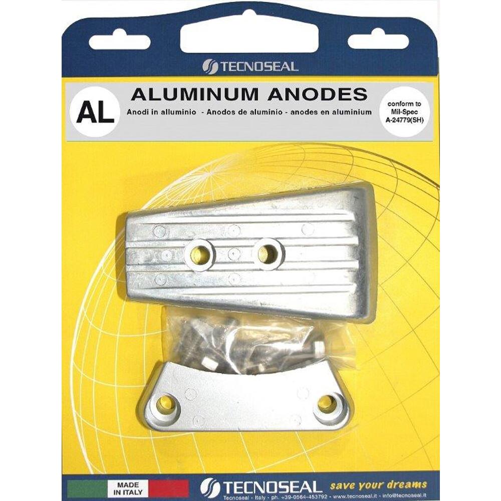 Engine Anode Kit Aluminium - Volvo DPH/DPR/AL
