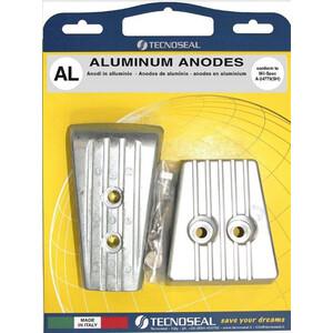 Engine Anode Kit Aluminium - Volvo SXA/DPS