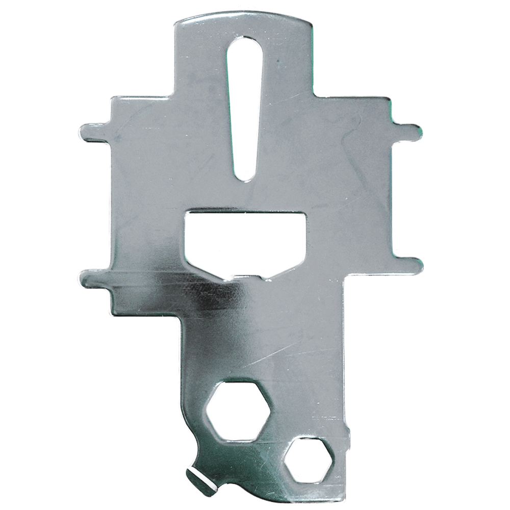 Deck Plate Key