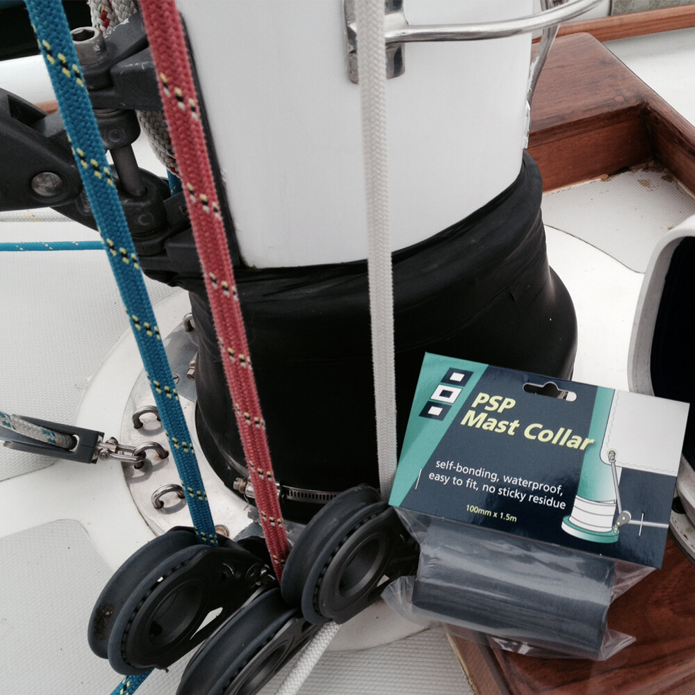 Mast Collar Tape - Self-Bonding Mast Sealant Tape
