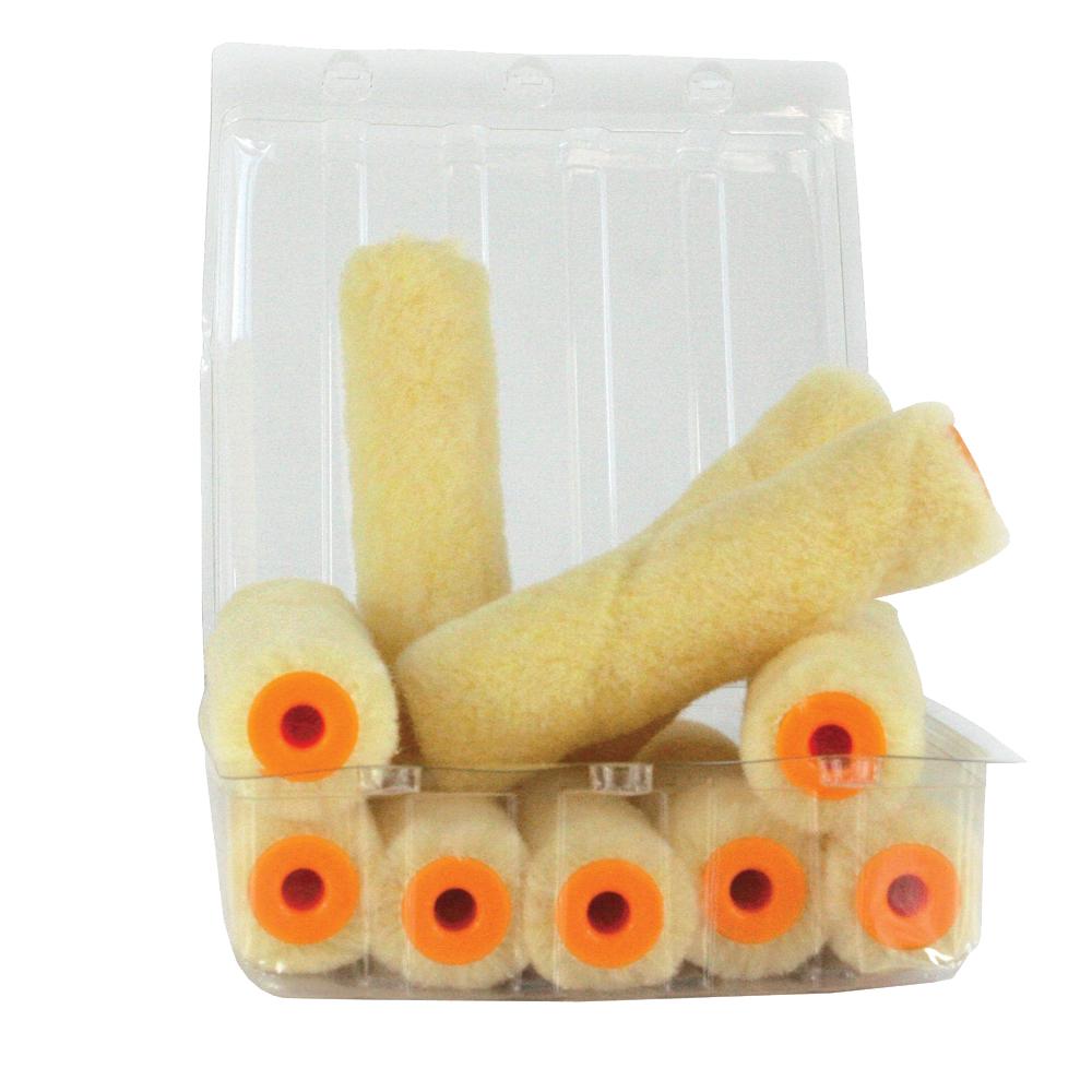 Roller Refill 4inch Mohair 10 Pack