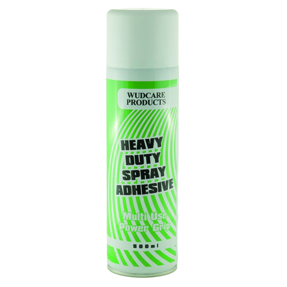Heavy Duty Spray Adhesive 500ml