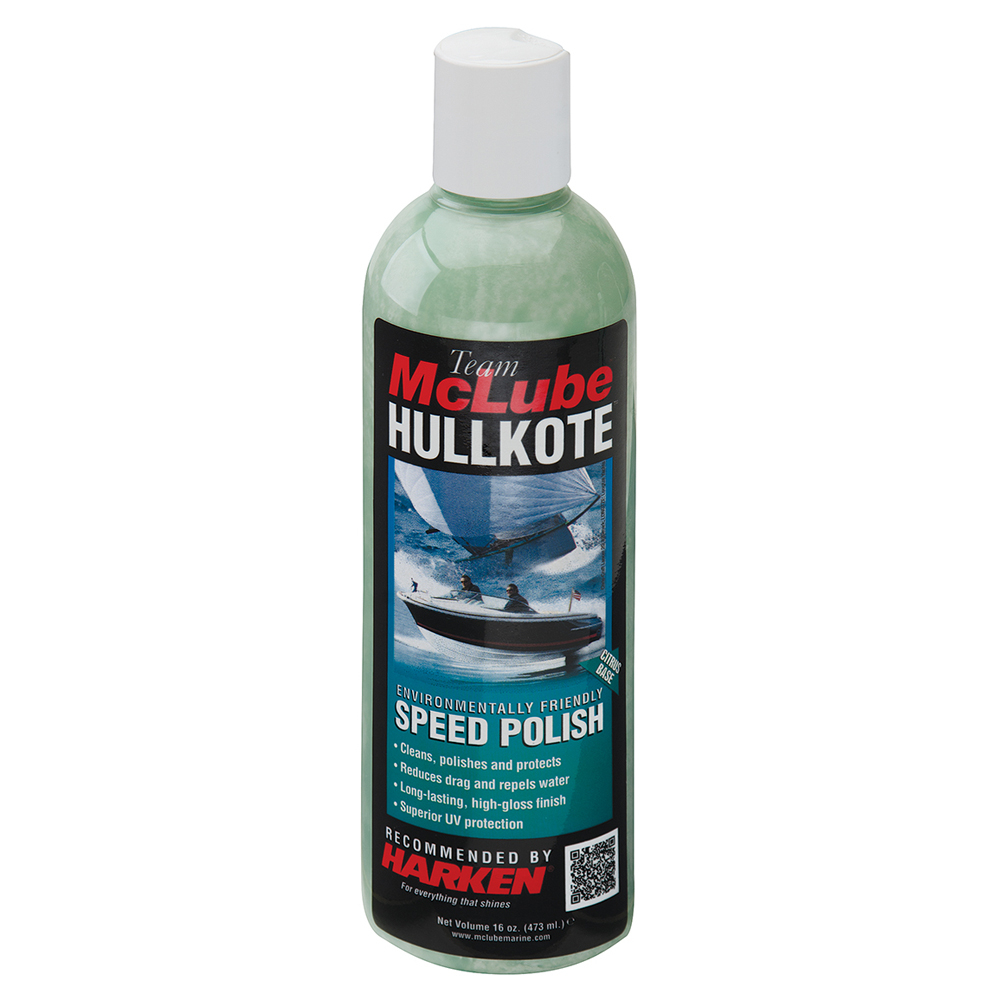 Hullkote Speed Polish