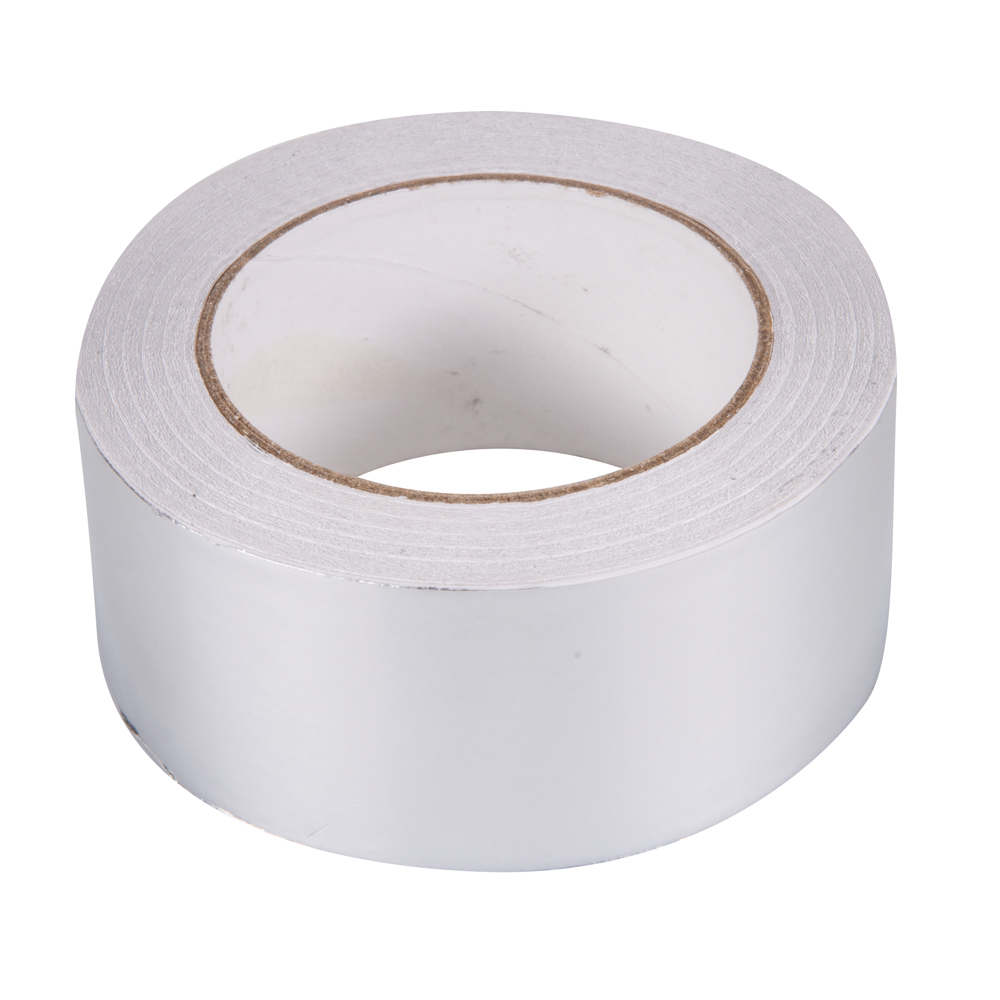 Silver Tape for Acoustic Panels