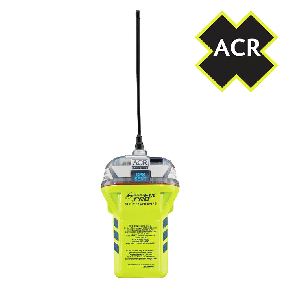 Globalfix i-PRO 406 GPS EPIRB (Cat II)