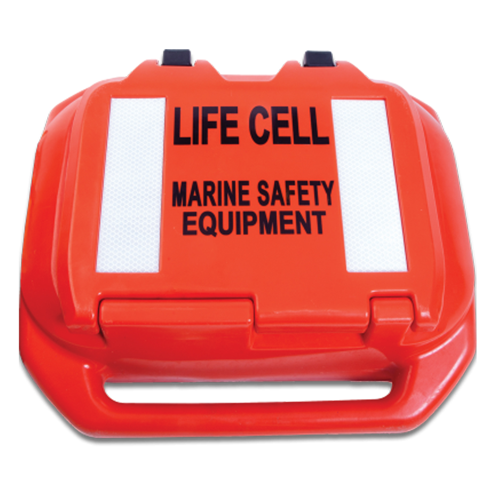Life Cell Emergency Pod - Orange