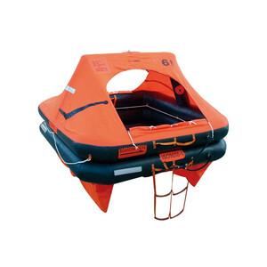 Ocean Charter ISO Liferaft 8man Canister