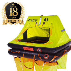 Sea Cruiser ISO9650-2 Liferaft - Canister
